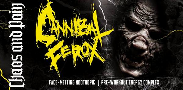 American Supps bietet Cannibal Ferox zu günstigen Preisen online an