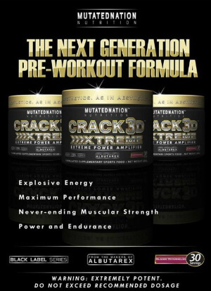 cracke3d pre workout review test american-supps shop