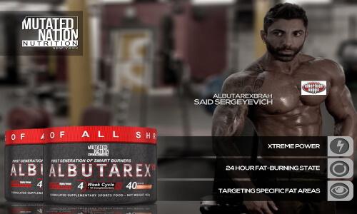 Albutarex V2 - The King of all Fat Burners