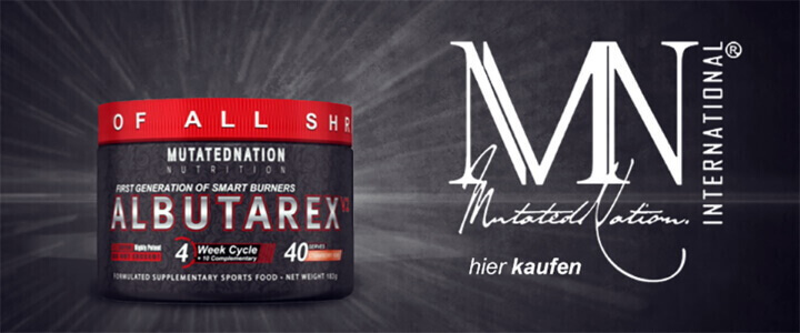Albutarex V2 - The King of all Fat Burners