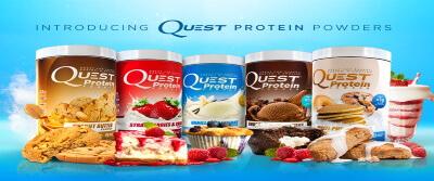 Quest Protein Pulver kaufen