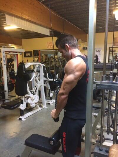 trizeps trainieren