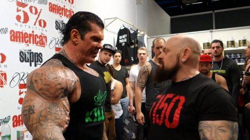 Rich Piana koma