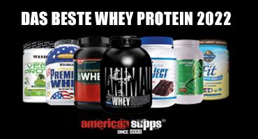 Beste Whey Protein 2019 - Unser Ranking