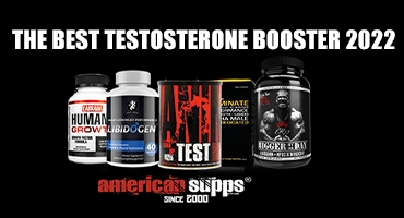 Best Testosterone Booster 2019 - Our Ranking