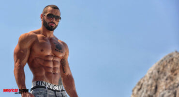 LAZAR ANGELOV - SIXPACK-TRAINING