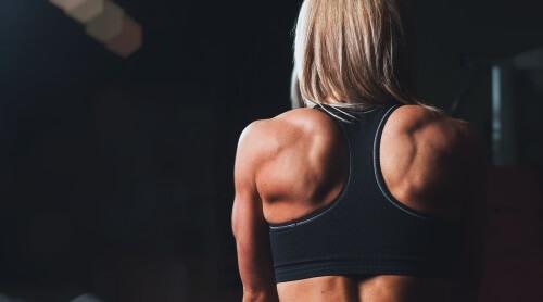 Rücken Training