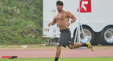 Rich Froning jr. - Cross Fit Trainingsplan
