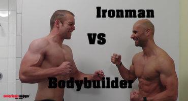 Iron Man VS. Bodybuilder