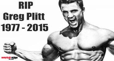 Greg Plitt Legends Never Die Motivation