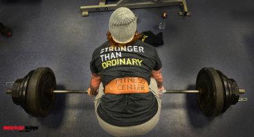 Maximalkrafttraining für mehr Kraft und Muskeln