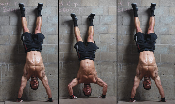 crossfit exercices