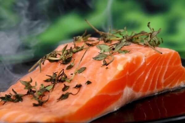 Eiweiß Lebensmittel Fisch