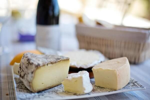 Eiweiß Lebensmittel Käse