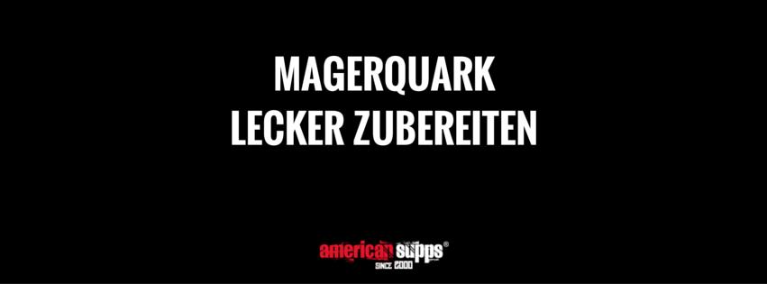 magerquark lecker machen magerquark muskelaufbau magerquark fitness