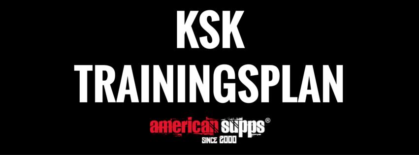 ksk trainingsplan ksk workout