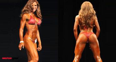 Bodybuilding Frauen Bikini