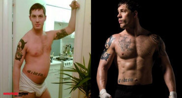 5 Biggest Celebrity Fitness Body Transformation