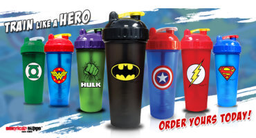 Batman Shaker bei American Supps