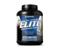 Dymatize All Natural Elite Whey Protein 2268 g