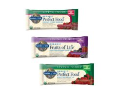Garden of Life Living Foods Organic Whole Food Bars