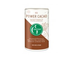 Greenic Power Cacao Superfood Trinkpulver - 175 g