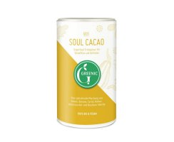 Greenic Soul Cacao Superfood Trinkpulver - 175 g