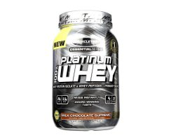 Muscletech Platinum 100% Whey Protein 910 g