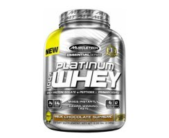 Muscletech Platinum 100% Whey Protein 2,27 kg