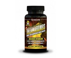 Nutraclipse Thermobombs FATBURNER 56 Kapseln