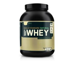 Optimum Nutrition 100% Natural Whey Gold Standard 2,27 kg...