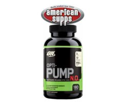 Optimum Nutrition Opti-Pump N.O.