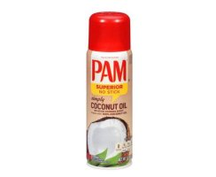 pam spray coconut oil 141 g kokos l zum spr hen. Black Bedroom Furniture Sets. Home Design Ideas