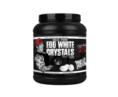 Rich Piana REAL FOOD EGG WHITE CRYSTALS Eiklar by 5%...