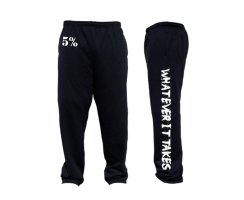 Rich Piana 5% Nutrition Whatever It Takes Sweatpants...