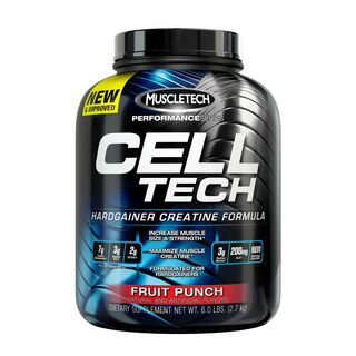 Muscletech Cell Tech Kreatin 2,7 kg Fruit Punch