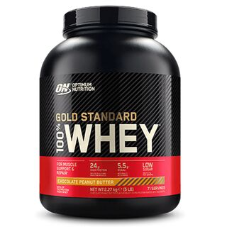 Optimum Nutrition 100% Whey Gold Standard 2,27 kg Cookies & Cream