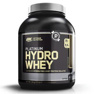 Optimum Nutrition Platinum HydroWhey 1,59 kg Chocolate