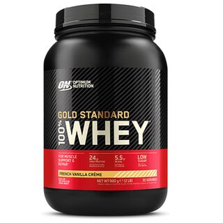 Optimum Nutrition 100% Whey Gold Standard 908 g Double Rich Chocolate