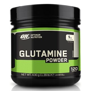 Optimum Nutrition Glutamine Powder 630 g
