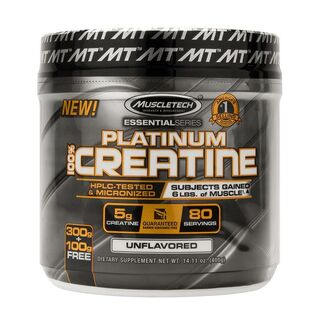 Muscletech Essential Series Platinum 100% Creatine 400 g