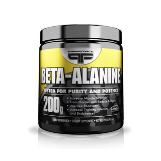 Primaforce Beta Alanine 200 g EXP 12/18