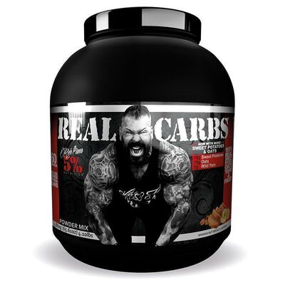 Was ist Rich Piana 5% Nutrition Real Food