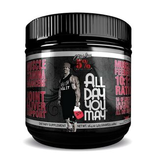 Rich Piana 5% Nutrition All Day You May 465 g Lemon Lime