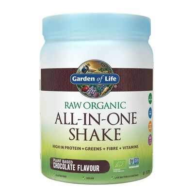 Garden of Life All-In-One-Shake 509 g New Chocolate