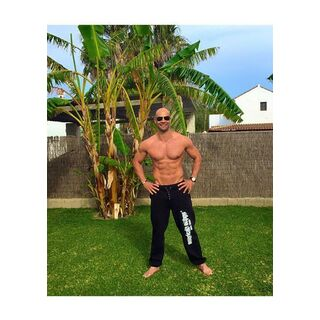American Supps Fitness Jogginghose / Sweat Pant