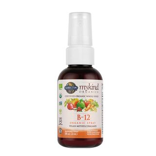 Garden of Life mykind Organics B-12 Spray - 58 ml