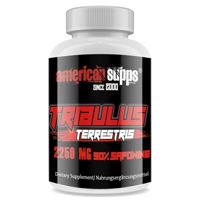 American Supps Tribulus 1250 - 100 Tablets