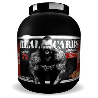 Rich Piana 5% Nutrition Real Carbs 1,8 kg Blueberry Cobbler