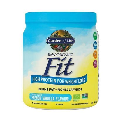 Garden of Life Raw Fit - 457 g
